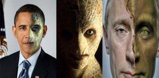 ünlü reptilianlar