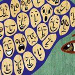 şizofreni yüzler