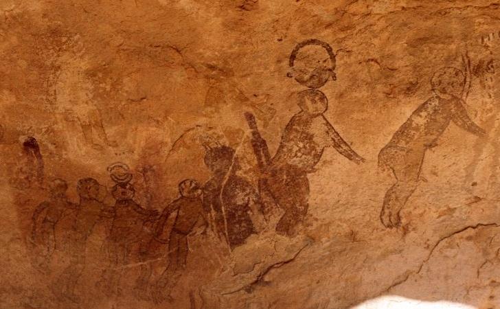 Tasili n'Ajjer Mağaraları